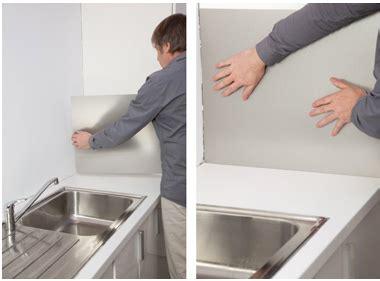 plaque d aluminium pour cuisine poser une crédence alu c 39 est facile et pas cher déco cool