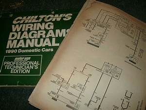 1990 Dodge Omni Plymouth Horizon Wiring Diagrams