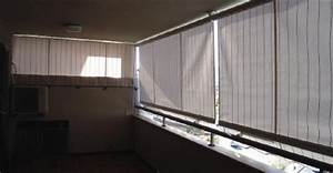 Store Pour Balcon : store vertical projection balcon ~ Edinachiropracticcenter.com Idées de Décoration