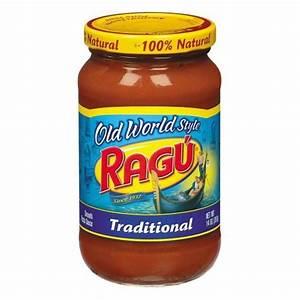 ShopRite: Ragu Pasta Sauce Just $0.25 a Jar
