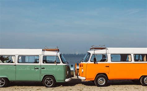 volkswagen van volkswagen just re released everyone 39 s favourite hippy van