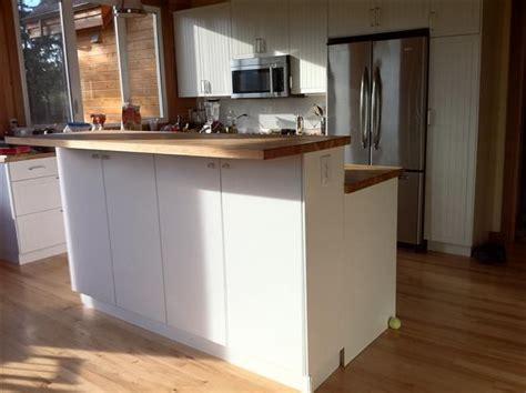 ikea kitchen islands kitchen island rebuild ikea