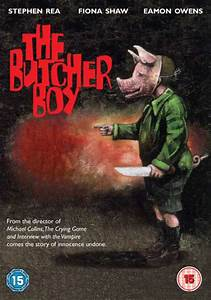 The Butcher Boy Dvd