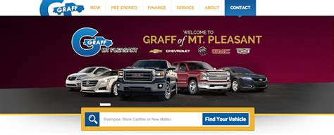 Graff Chevrolet Mt Pleasant Mi