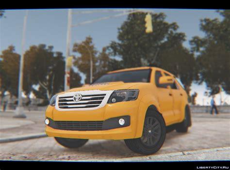 Toyota Universe by Toyota Hilux Sw4 2015 для Gta 4