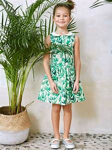 Spring summer looks girls for Cyrillus robe ceremonie fille