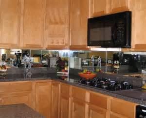 Mirror Backsplash In Kitchen Glass And Mirror Dgmglass Birmingham Alabama