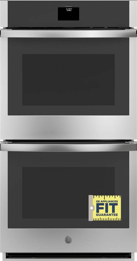 ge jkdsnss   double convection oven wifi stainless steel
