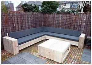 Gartentisch Selber Bauen Holz : bauholz gartenm bel bauanleitung mit gartentisch selber ~ Watch28wear.com Haus und Dekorationen
