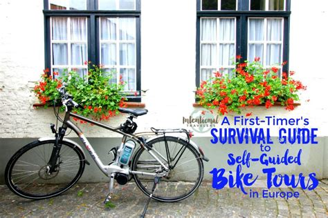 best european bike tours a timer s survival guide to self guided bike tours