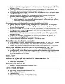 great professional resume exles resume exles cool 10 pictures and images great