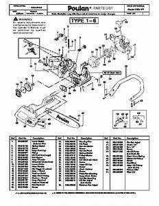 Mac 3200 Chainsaw Parts Diagram