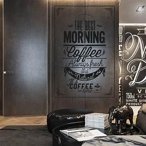 Stickers Muraux Cuisine : stickers cuisine coffee vintage ~ Premium-room.com Idées de Décoration