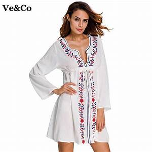 white swimsuit cover ups women sexy cangas de praia 2017 With robes de plages