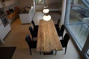 Eiche Massiv Tisch : ein tisch mit geschichte echt zwinz ~ Eleganceandgraceweddings.com Haus und Dekorationen
