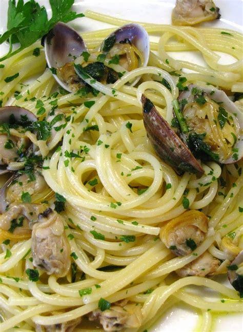 spaghetti alle vongole george hirsch chef