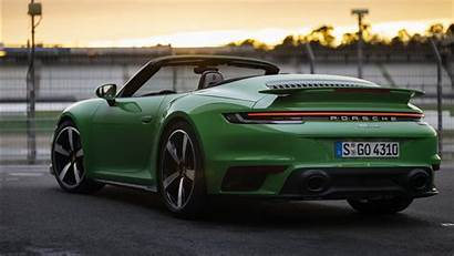 911 Porsche 4k Turbo Cabriolet Cars Resolutions
