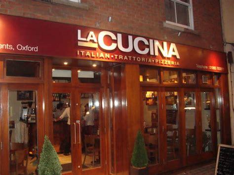 La Cucina, Oxford  Restaurant Reviews, Phone Number