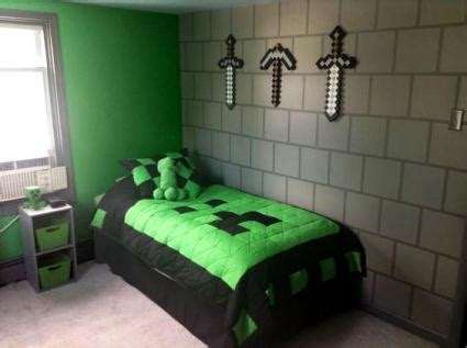 Diy Minecraft Bedroom Wwwredglobalmxorg