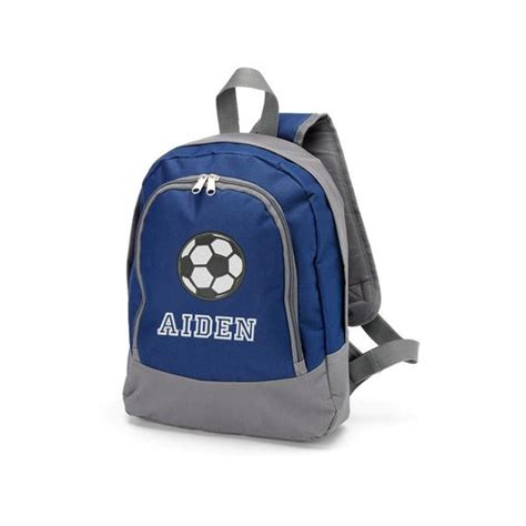 personalized preschool soccer backpack for boys monogrammed 480 | il 570xN.632393936 3eur