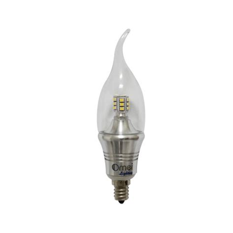 e12 led light bulbs dimmable warm daylight cold white 60w