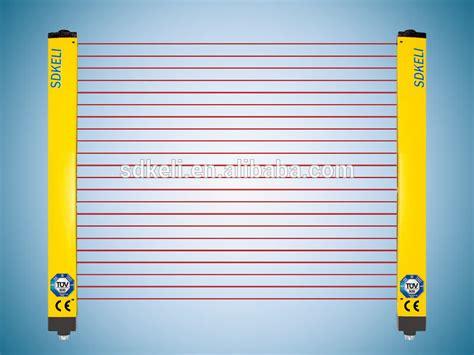 port bureau a distance type4 cat4 safety light curtain infrared beam sensor