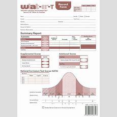 Wiatii Uk For Teachers (wiatii Uk T)  Pearson Assessment