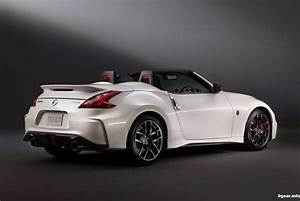 Nissan 370z Cabriolet : nissan 370z nismo roadster concept car reviews new car pictures for 2018 2019 ~ Gottalentnigeria.com Avis de Voitures