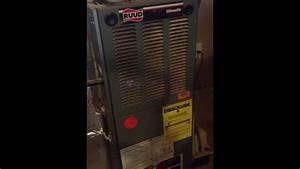 Ruud Gas Furnace Silhouette Manual
