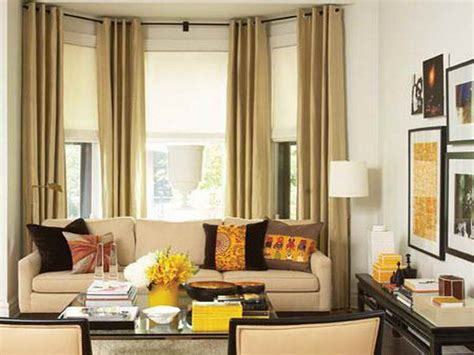 simple living room curtain ideas