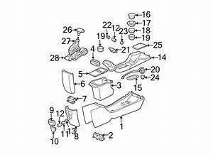 2001 Chevrolet Monte Carlo Seat Heater Switch  Side
