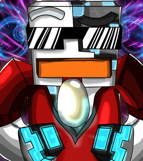 Minecraft Profile Picture For Cyberch1cken By