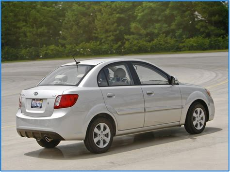 Kia Lx 2010 by 2010 Kia Rio5 Lx Review Price Release Date And Specification