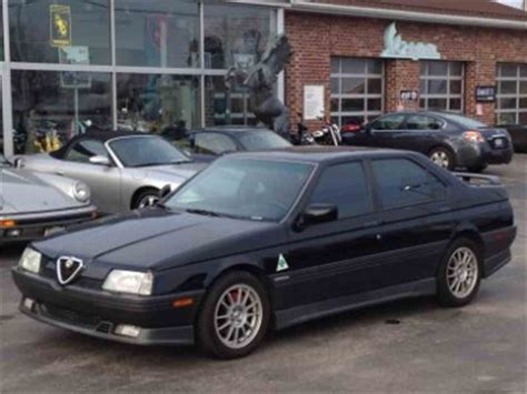 motor auto repair manual 1995 alfa romeo 164 auto manual 1995 alfa romeo 164 q for sale classiccars com cc 971228