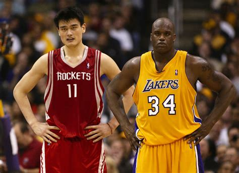 Shaquille O'neal Tells A Hilarious Story About Old Rival