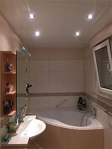 Led Einbaustrahler Bad. led bad einbaustrahler marin 230volt 90 x ...