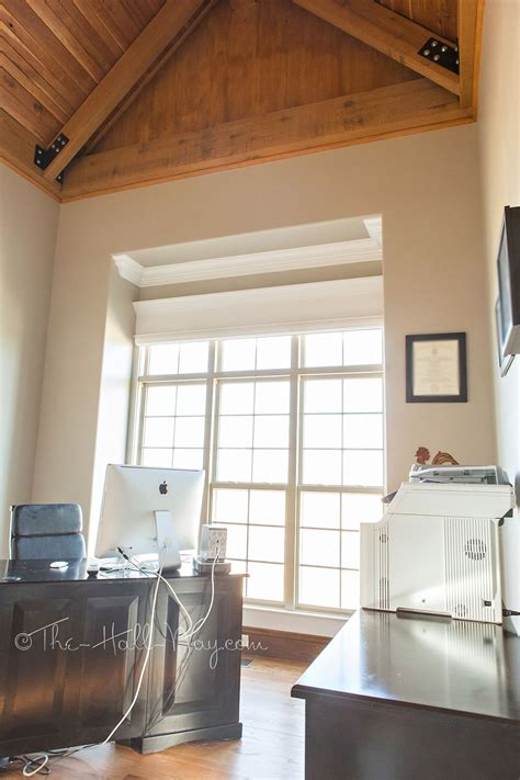office  behr perfect taupe house makeover bedroom