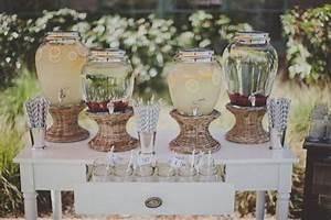 Idée Repas Nombreux : les plus jolis bars limonade pour votre mariage ~ Farleysfitness.com Idées de Décoration