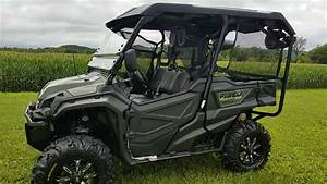 Honda Pioneer 1000-5 Eps Custom Build   Vetesnik U0026 39 S