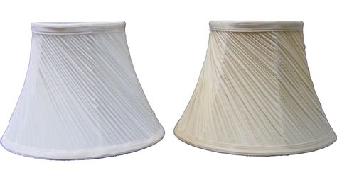 pleated l shades for table ls 12 quot mushroom swirl pleated light shade ceiling table l