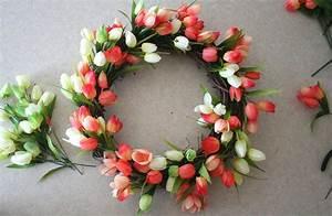 Diy, Tulip, Wreath, U00bb, Sparkle, Day, Design