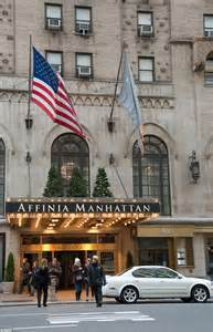 most popular new york hotels for australian travellers daily mail online