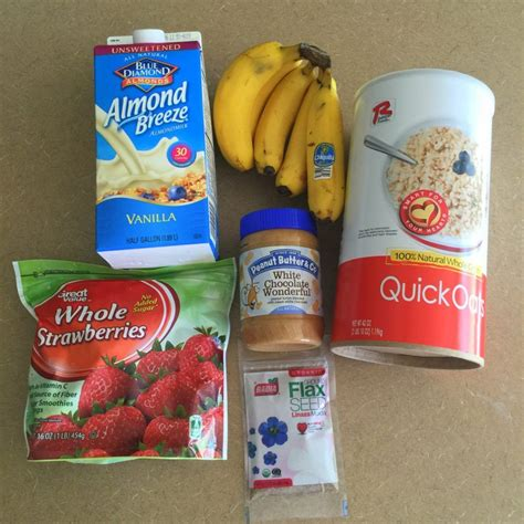 Diy Lactation Smoothie Packs To Boost Milk Supply While