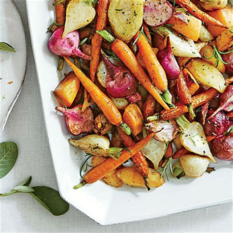Roasted Root Vegetables Recipe Myrecipes