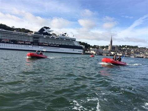 Titanic Harbour Boat Tour by Self Drive Boat Tour To Explain Cobh Harbour Picture Of