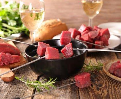 cuisine sicilienne fondue bourguignonne et sauces d 39 accompagnement recette de fondue bourguignonne et sauces d