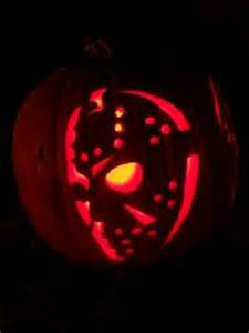 Jason Mask Pumpkin Stencil by 1000 Images About Friday 13 Jason On Pinterest Jason