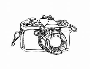 Camera Drawing | Flickr – Compartilhamento de fotos!