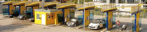 Selfservice Car Washes  Washtec Car Wash Systems