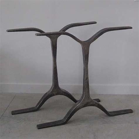 iron kitchen table base best 25 wrought iron table legs ideas on iron